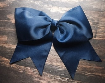 Cheer Bow with Alligator Clip