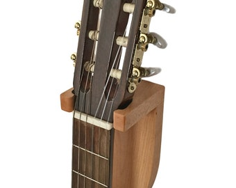 Classical Guitar Hanger made of Maple