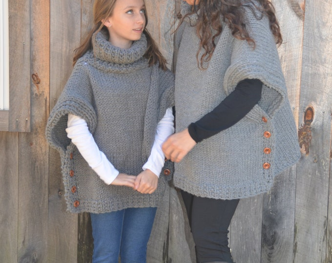 Azel Pullover - MADE TO ORDER