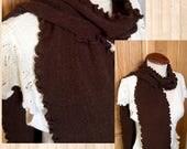 Super soft Baby Alpaca scarves,elegant,hypoallergenic,washable,My Peruvian Treasures,knitted in Peru,lightweight,Spring scarf,peruvian scarf