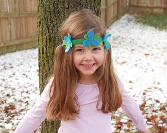 The Trolls Poppy Headband