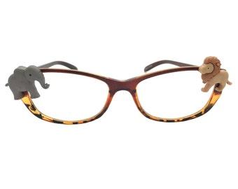 cheaters eyeglasses etsy