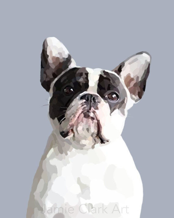 Custom Pet Art (Digital Drawing) FREE Shipping