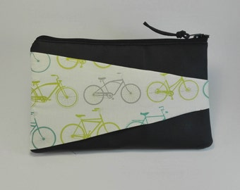 leather bag, clutch, purse, bag leather, bag leather, handbag, bikes, bicycles