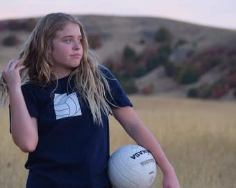 Utah Volleyballl T-shirt- Vball Apparel, Sports Shirt
