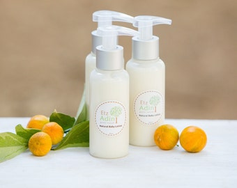 Natural Baby Lotion with Avocado Oil