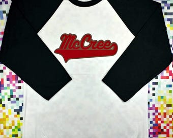 McCree Baseball Tee