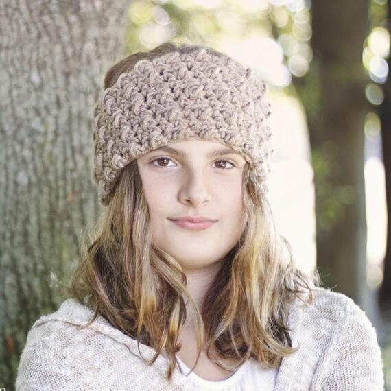 PDF Crochet Pattern - Cozy Headband Pattern