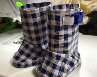 """Puddle Jumpers Rain Boots for American Girl or other 18"""" Doll"""