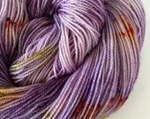 Spring Vibes - Hand Dyed Sock Yarn - 80 sw merino/20 nylon
