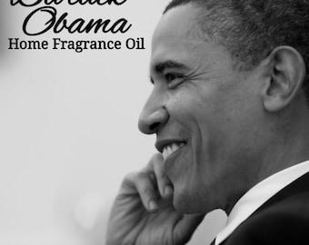 Barack Obama (Type) Home Fragrance Oil | Diffuser Oil | Warmer Oil | Aromatherapy Oil | Burning Oil