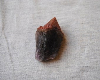 """Amethyst Cacoxenite, Super Seven Crystal, """"Melody Stone"""""""