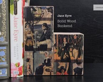 Literary Bookend: Jane Eyre (Charlotte Bronte)