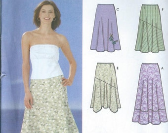 Vintage Sewing Pattern - Simplicity #5506, Misses' Size KK (8,10,12,14)