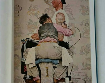 Norman Rockwell Poster Book, 39 Classic Poster Reproductions