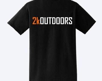 2KOUTDOORS t-shirt
