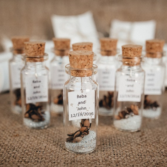 wedding favors for guests favors rustic wedding favors personalized