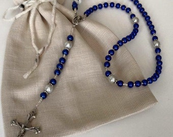Standard Rosary (ideal for those who prefer no rhinestones or crystal embellishments)