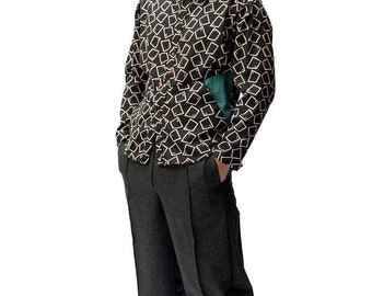 Wool vintage trouser