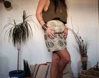 Belly dance skirt