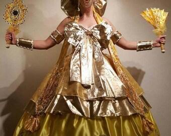 Oxum (Ochun) Dress