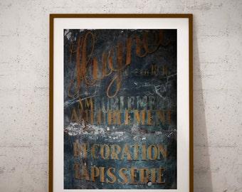 "Paris Photography, Street Art, Street Life, 20 cm x 30 cm, 8"" x 12"""