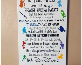 Disney Movie Quotes Disney Movie Quotes  Etsy