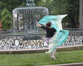 Ozma of Oz's Silk Bellydance Veil Bellydance Costume Veil