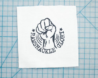 Ramshackle Glory Fist Patch