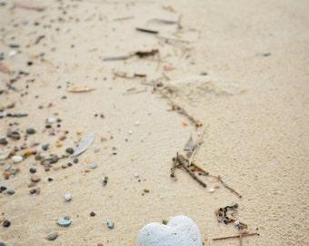 beach photography, beach, beach photo, waves, beach print, photo, fine art, pelican, seashore, heart, love, beach wall art, photo, beach