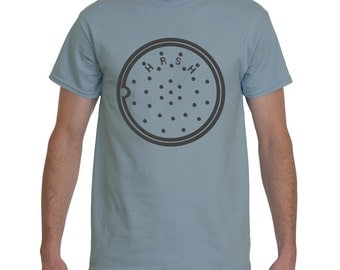 Hudson River State Hospital Manhole Cover T-Shirt, Kirkbride Asylum Tee Shirt, New York Insane Asylum, Urban Explorer, Abandoned Tshirt