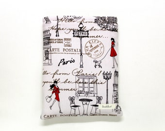 Oo La-La! BookBud book sleeve