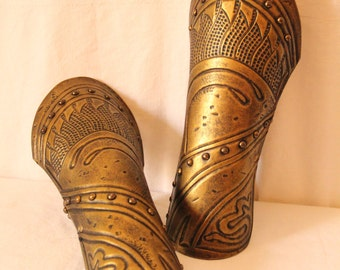 Loki bracers/leather bracers
