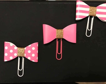 Bow Embellishments (Set of 3)