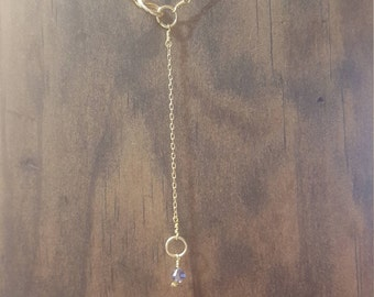 Gold Necklace Extension