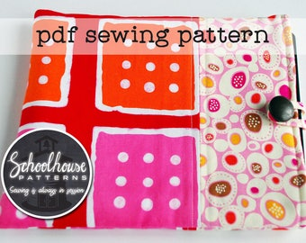 iPad & iPad mini Kindle tablet sleeve case sewing pattern - fits all generations iPads and kindle fire  - PDF INSTANT DOWNLOAD