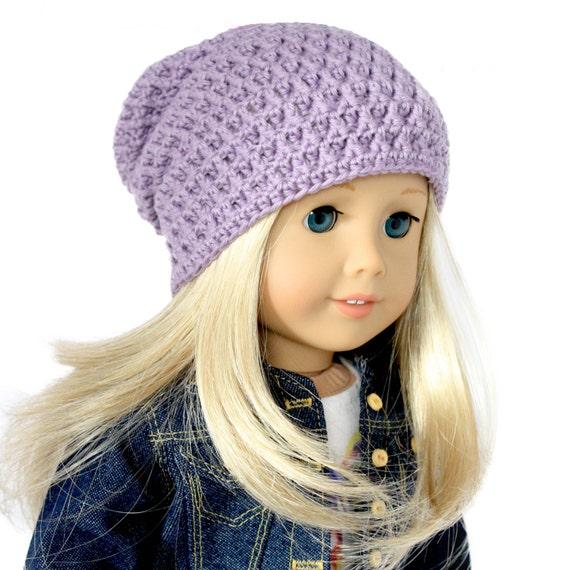 Air Freshener Crochet Dolls Pattern : Download Now CROCHET PATTERN 18 Doll Snow Day Hat