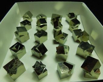 1 Multi-Cube Pyrite, Spain