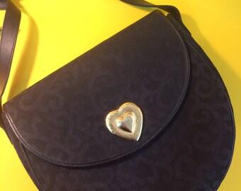 YVES SAINT LAURENT Ysl vintage bag , iconic heart collection ,Yves Saint Laurent