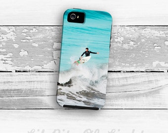 Surf iPhone 7 Case - iPhone 6s Plus Cover - iPhone 5s Case - Ocean Beach iPhone 6 Case - iPhone7 Plus 5 Case - iPhone 6 Plus Case -  iPhone