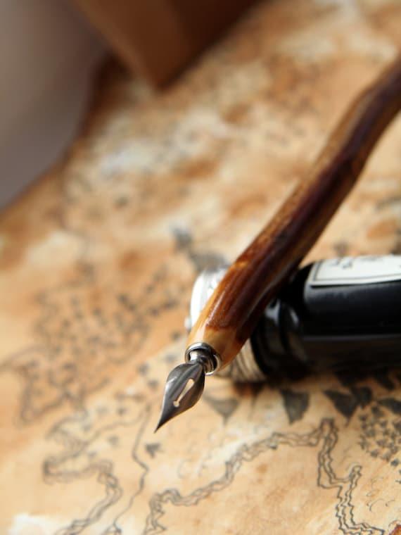 Dip pen, pen holder, calligraphy, pens, writing Pen, ink, straight pen ...