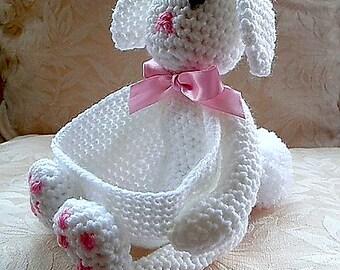 Basket Buddy Bunny