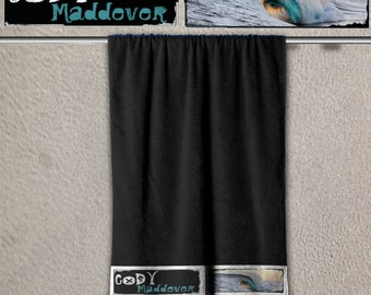 Personalised Towel - WA SURF