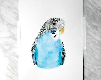 Small Custom Pet Portrait Painting