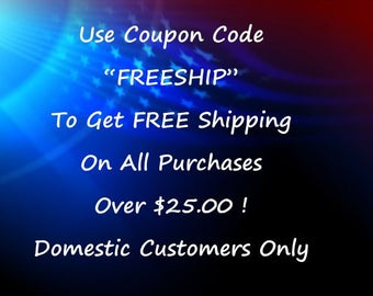 Etsy coupon code free shipping
