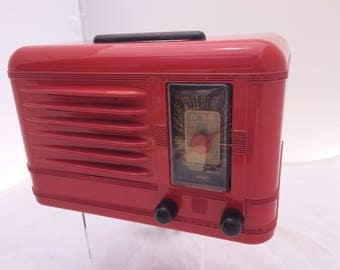 Packard Bell Tube Radio Circa 1940's
