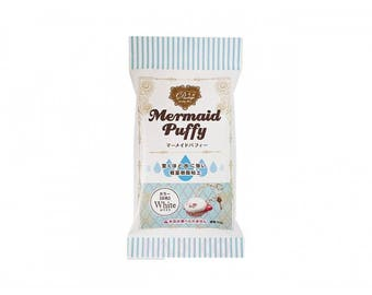 Mermaid Puffy white 50g (for the creation of cookies)