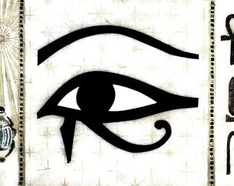 Mystic Eye of Ra Giclee Print