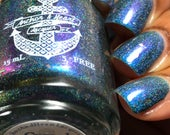 PREORDER ~ Cursed With Knowledge ~ Multichrome Holo Nail Polish