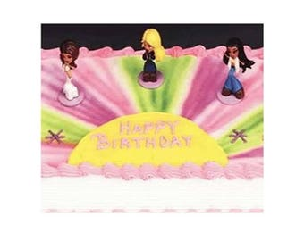 Bratz Cake Decorations